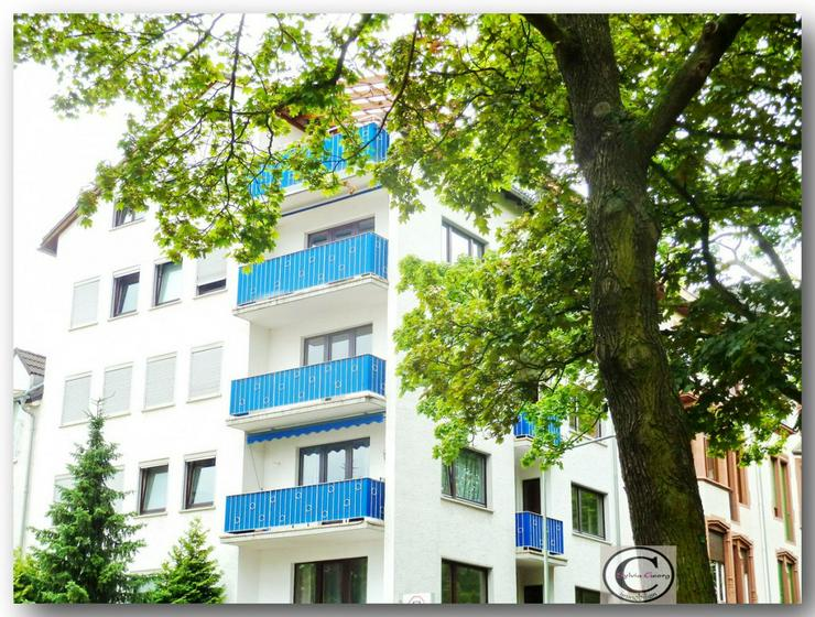 Bild 2: IHR neues Zuhause; ruhig mit mediteranem Touch..S-Balkon, off. EBK..Nähe Frankenallee! Ab...