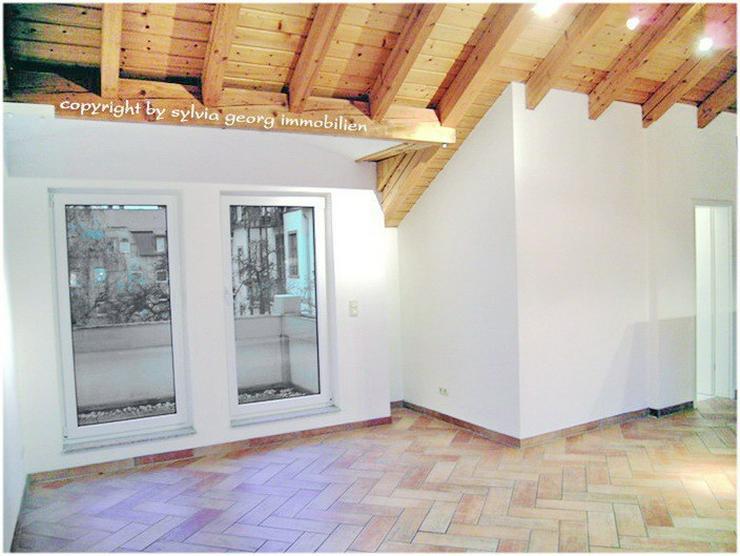 Bild 5: IHR neues Zuhause; ruhig mit mediteranem Touch..S-Balkon, off. EBK..Nähe Frankenallee! Ab...
