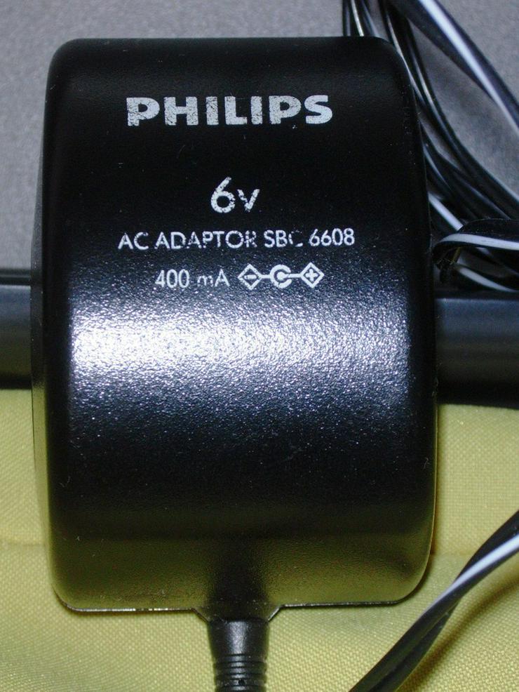 PHILIPS AC ADAPTOR - Stromkabel & Netzteile - Bild 1