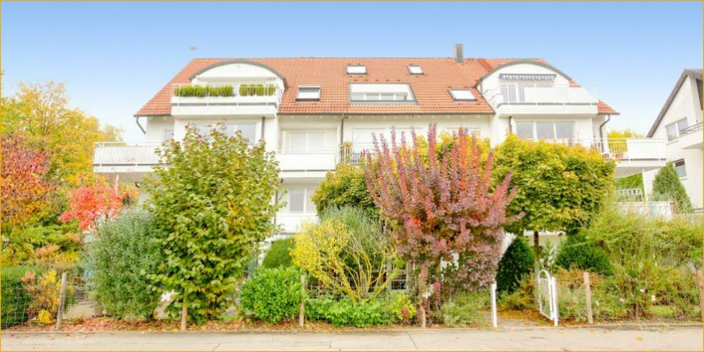 Das hat Stil: Dachgeschosswohnung in bester Wohnlage von Degerloch