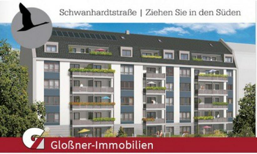Exklusive Neubau 2-Zimmer-Wohnung  barrierefrei in bester Wohnlage zu vermieten - Bild 1