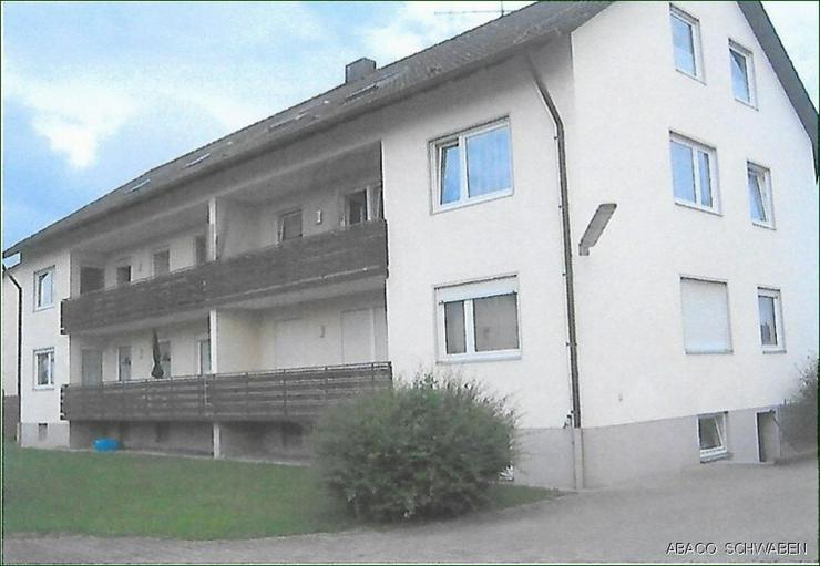5-Zimmer-Wohnung mit Balkon in Gundelfingen/Donau