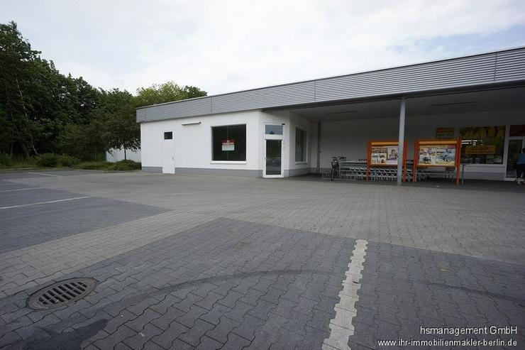 Bild 3: Imbiss, Back- oder Verkaufsshop am Netto-Markt nahe S-Bhf. Schönholz
