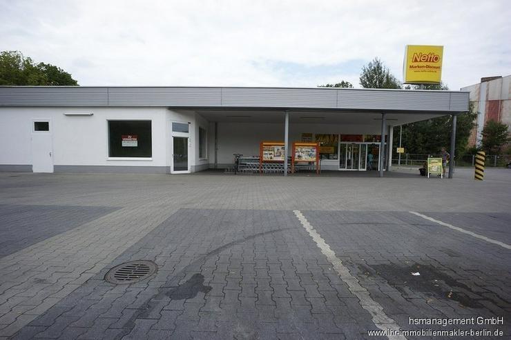 Bild 2: Imbiss, Back- oder Verkaufsshop am Netto-Markt nahe S-Bhf. Schönholz