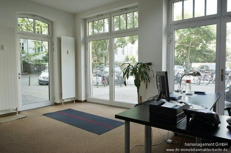 132m² Büro- oder Praxiseinheit im repräsentativem Altbau am Ku?damm