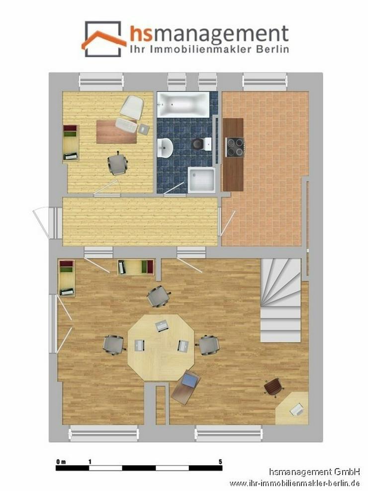 Bild 12: Erstbezug!!! Sanierte Büro- und Praxisfläche in Niederschöneweide