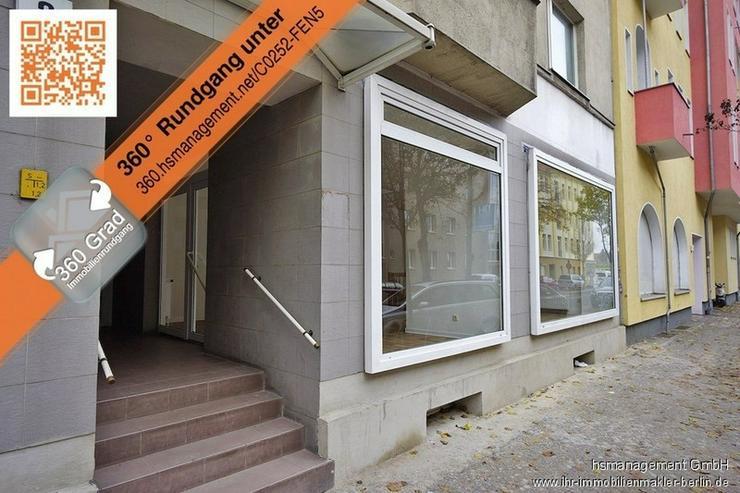 Bild 2: Erstbezug!!! Sanierte Büro- und Praxisfläche in Niederschöneweide