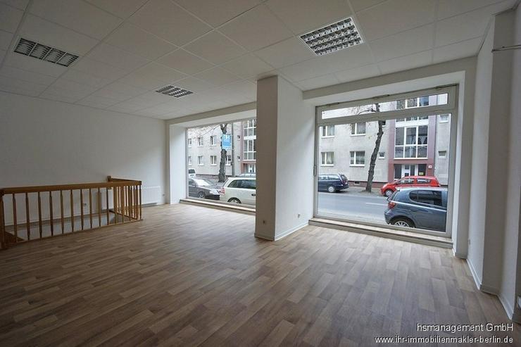 Erstbezug!!! Sanierte Büro- und Praxisfläche in Niederschöneweide - Gewerbeimmobilie mieten - Bild 1