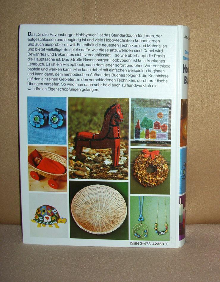 Hobby Buch - Handarbeiten & Basteln - Bild 2