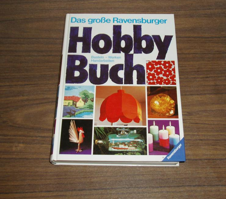 Bild 1: Hobby Buch