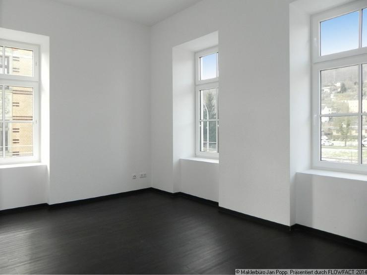 Bild 4: Mit Erdwärme beheizter Zweitbezug mit Balkon