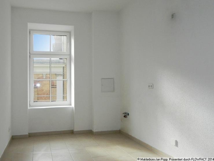 Bild 3: Mit Erdwärme beheizter Zweitbezug mit Balkon
