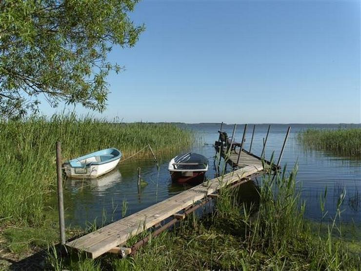 Bild 2: Selten aber wahr - Ufergrundstück auf Usedom am Achterwasser!