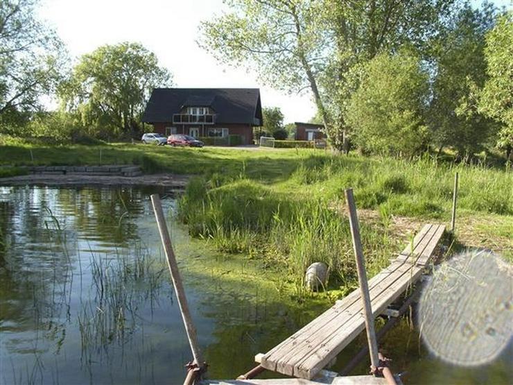 Bild 6: Selten aber wahr - Ufergrundstück auf Usedom am Achterwasser!