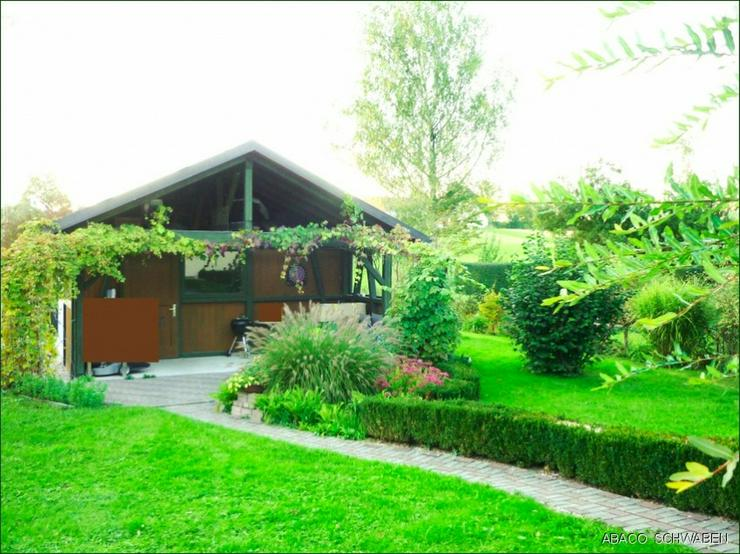 Bild 4: Hier fühlt man sich wohl! Provisionsfreie Doppelhaushälfte für Naturliebhaber in Dinkel...