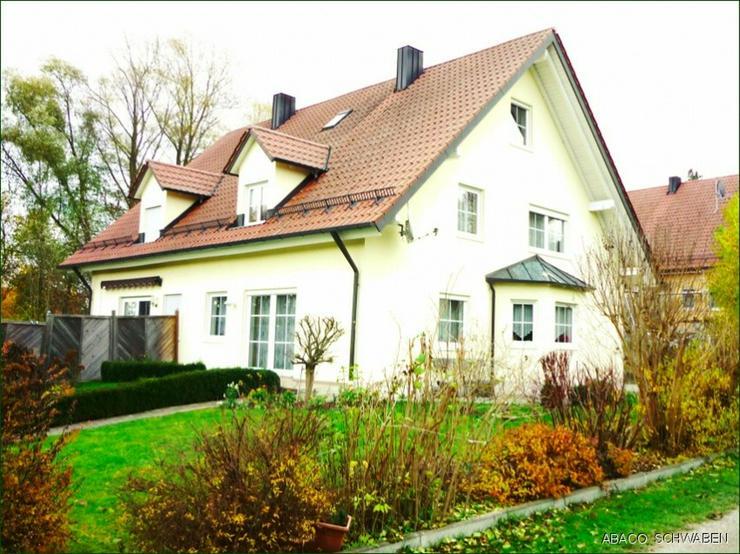 Bild 3: Hier fühlt man sich wohl! Provisionsfreie Doppelhaushälfte für Naturliebhaber in Dinkel...