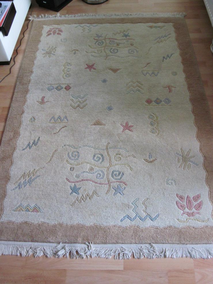Echter handgeknüpfter Orient-Teppich - Teppiche - Bild 1