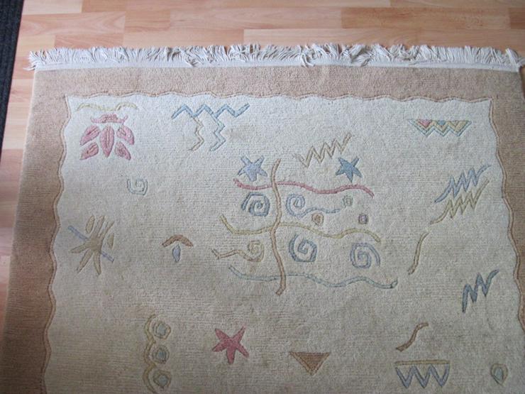 Bild 2: Echter handgeknüpfter Orient-Teppich