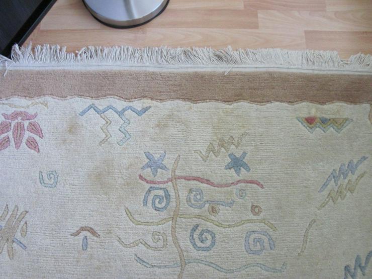 Bild 3: Echter handgeknüpfter Orient-Teppich