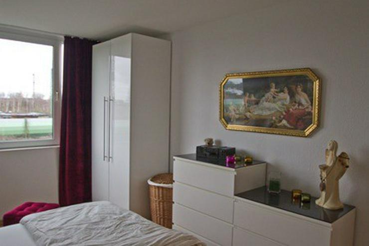 Bild 9: *RAUMERLEBNIS IN EINER 2-ZIMMER-WOHNUNG, mit Sonnenbalkon, Neuss-Zentrum*