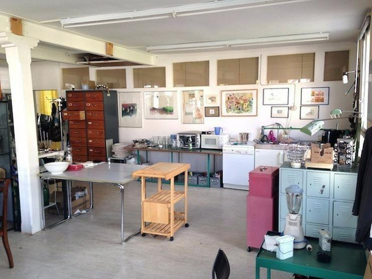 Bild 10: Nur 266,- ¤ Kaufpreis/m² Wohn-/Nutzfläche - ehemalige Uhrenfabrik mit neuer Pelletheiz...