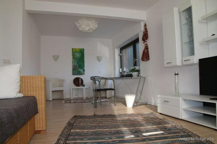 INTERLODGE Möblierte Komfortwohnung mit Terrasse und eigenem Eingang in Bochum-Linden - Wohnen auf Zeit - Bild 1