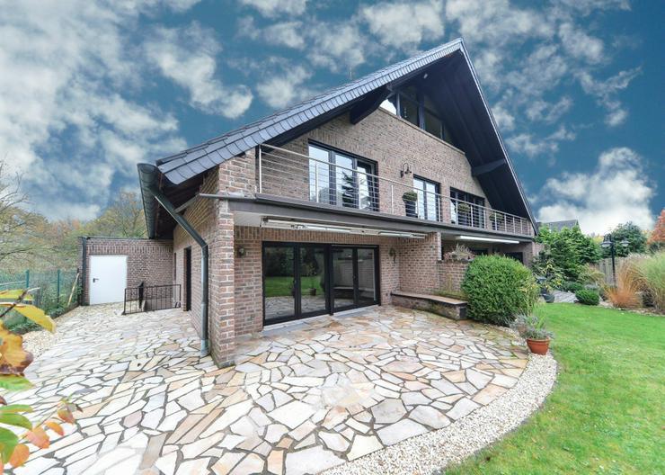 Außergewöhnliches Einfamilienhaus in bester Lage von Dinslaken-Hiesfeld!