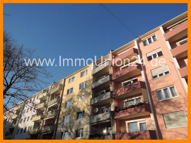 6 0 qm SOLIDE und neuwertige VORSORGE Immobilie in ruhiger Südstadtlage mit SONNEN- BALKO... - Wohnung kaufen - Bild 1