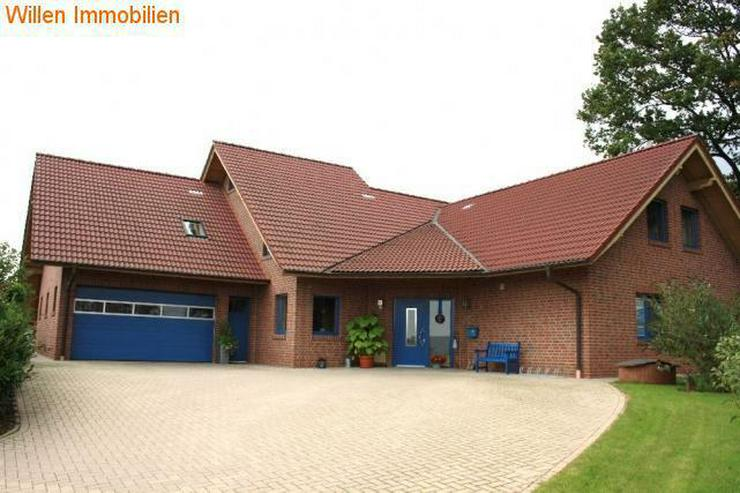 Repräsentatives Einfamilienhaus in ruhiger idyllischer Dorflage von Berge - Haus kaufen - Bild 1