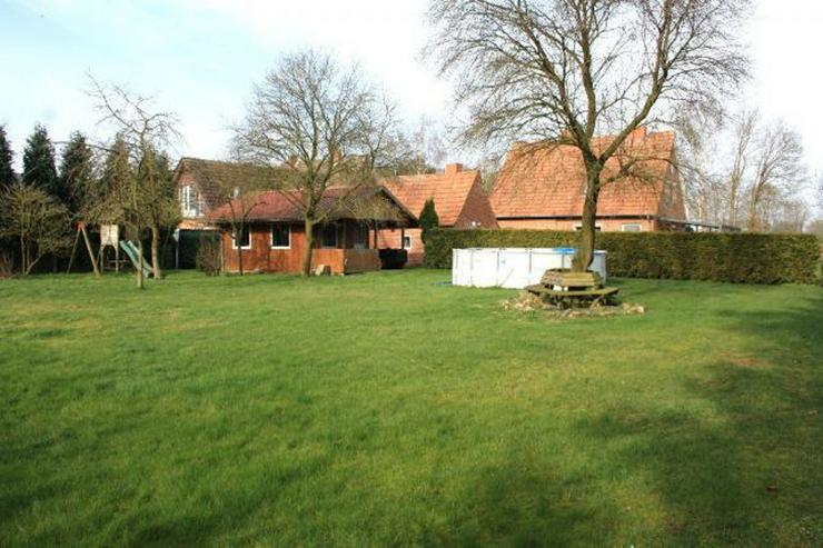 Bild 4: Einfamilienhaus mit großem Grundstück und Ferienhaus, ideal für Kleintierhaltung