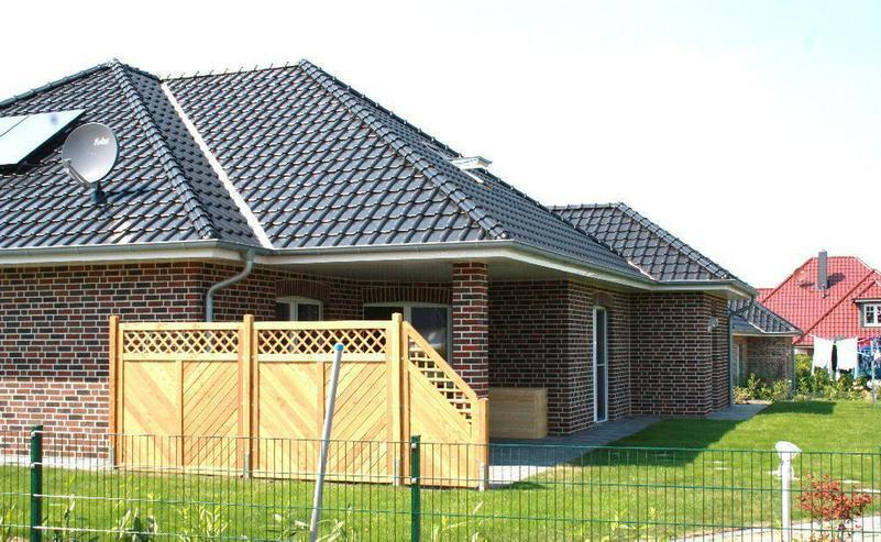 Bild 4: Provisionsfrei: Neubau-Winkelwalmdach-Bungalow mit exklusiver Ausstattung