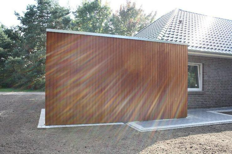 Bild 6: Erstbezug Neubau Winkelwalmdachbungalow in ruhiger Wohnsiedlung