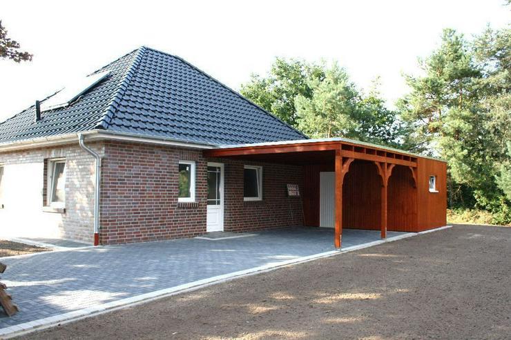 Bild 4: Erstbezug Neubau Winkelwalmdachbungalow in ruhiger Wohnsiedlung