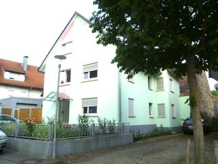 Bild 2: 1000 qm Grundstück: 1-2 Parteienhaus und große Scheune (Ausbaureserve)