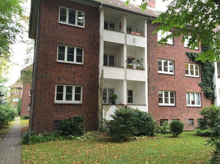 Sehr gepflegte Eigentumswohnung in Hamburg Winterhude für Singles, Paare oder Kapitalanle...