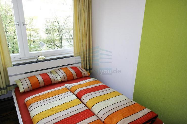 Schöne möblierte 2-Zi. Wohnung in München - Neuhausen - Bild 1