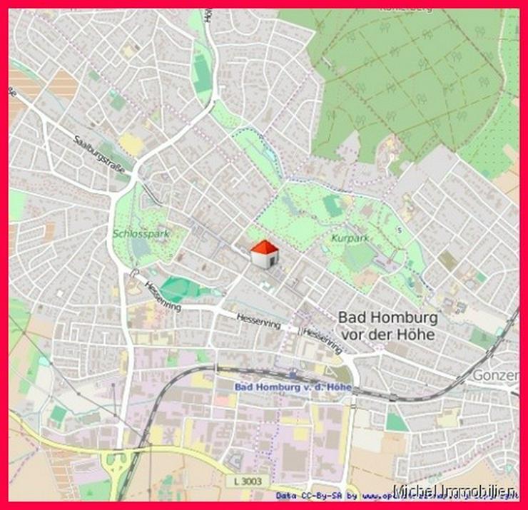 Bild 2: ** Top Lage **  WOHNEN & ARBEITEN, barrierefrei, inkl. Tiefgaragenplätze, Nähe Kurhaus!
