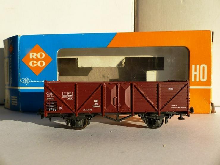 Bild 2: SET sind 12 St. ROCO-Güterwagen Top-Zustand