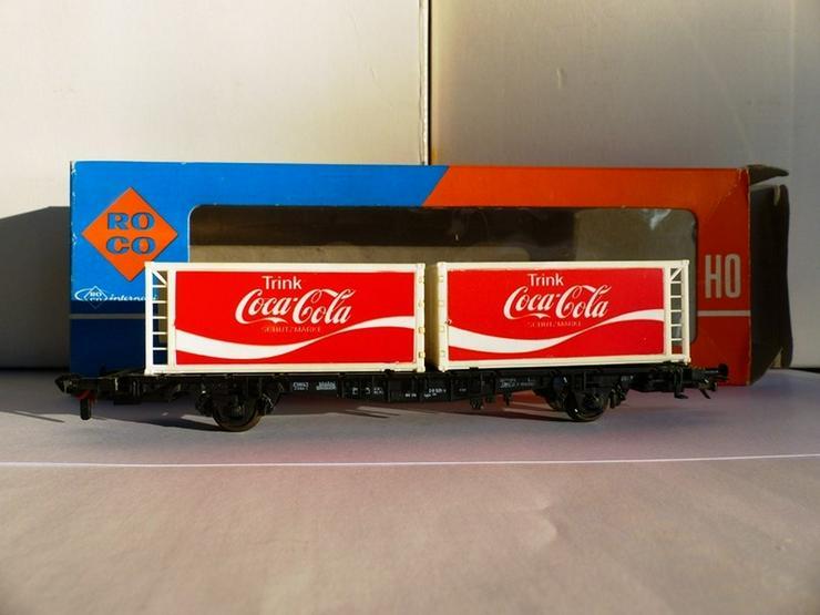 Bild 5: SET sind 12 St. ROCO-Güterwagen Top-Zustand