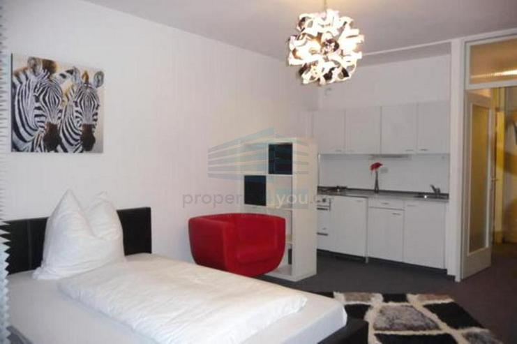 Möblierte Wohnung auf Zeit in München Bogenhausen