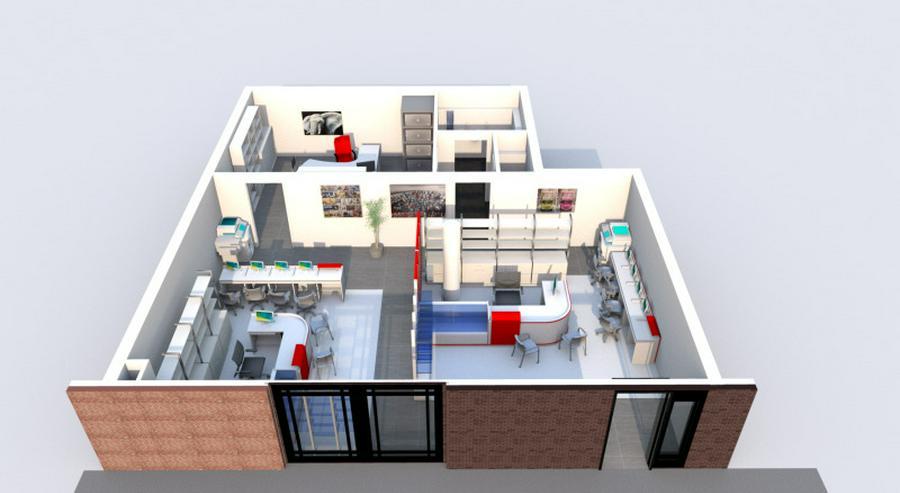 Bild 5: Neubau & Zentral - Nur noch 1 Fläche verfügbar. Frei ab sofort.
