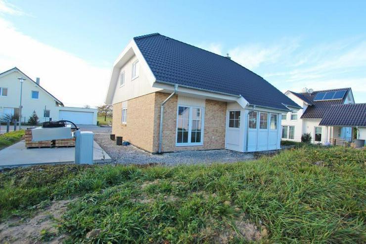 Bild 2: Neubau Energiesparhaus in Neuhausen-Schellbronn in naturnaher Lage