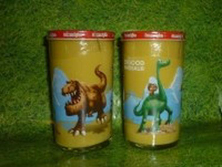 Bautzner Kindersenf im Sammelglas 2 Dino - Weitere - Bild 1