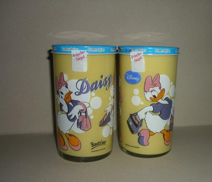 Bild 6: Bautzner KinderSenf im Sammelglas Minnie Maus