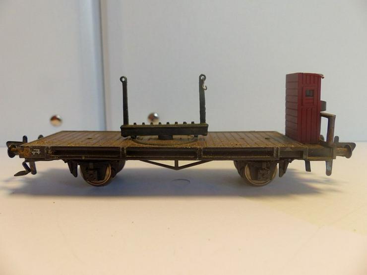 SET mit 17 FLEISCHMANN-Güterwagen