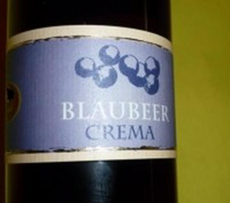 Blaubeer Crema Essig 250 ml