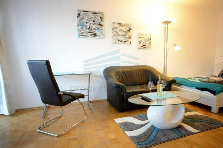 Bild 3: Sehr schönes möbliertes 1.0-Zimmer Appartement / in München-Laim