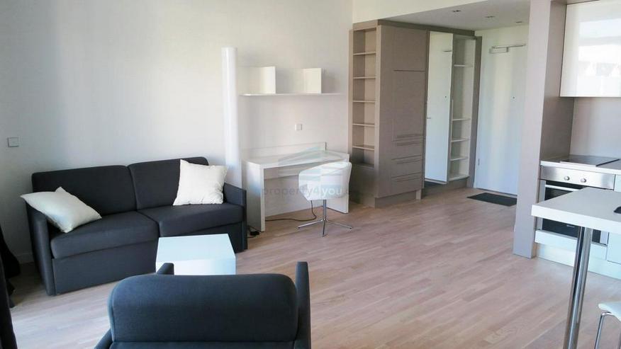 Bild 4: Stilvoll möbliertes und barrierefreies Apartment mit Balkon in München-Bogenhausen