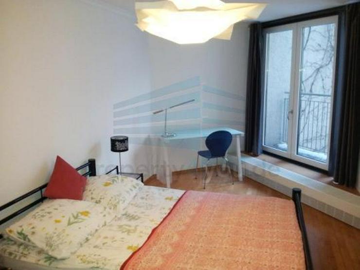 70m ² attraktiv möblierte, neuwertige 2 Zimmer-Wohnung im Zentrum von München - Bild 1