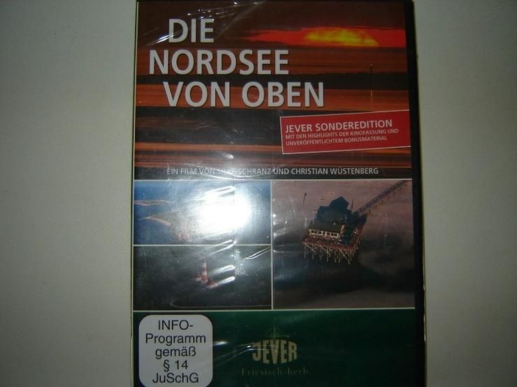 DVD Die Nordsee von oben  JEVER Sonderedition